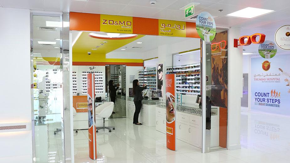ZO&MO Opticals, Dubai